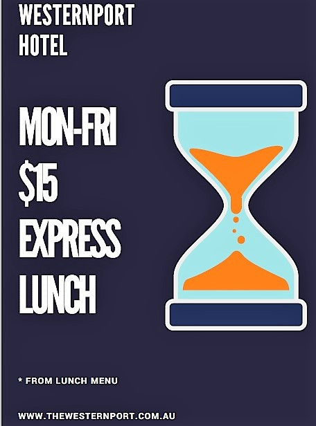 Express Lunch in San Remo M-F