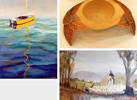 Artists' Society of Phillip Island Easter Exhibition