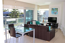 507 At The Waves - Living Area