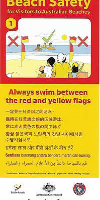 Beach Safety at Phillip Island
