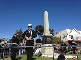 ANZAC DAY – Cowes