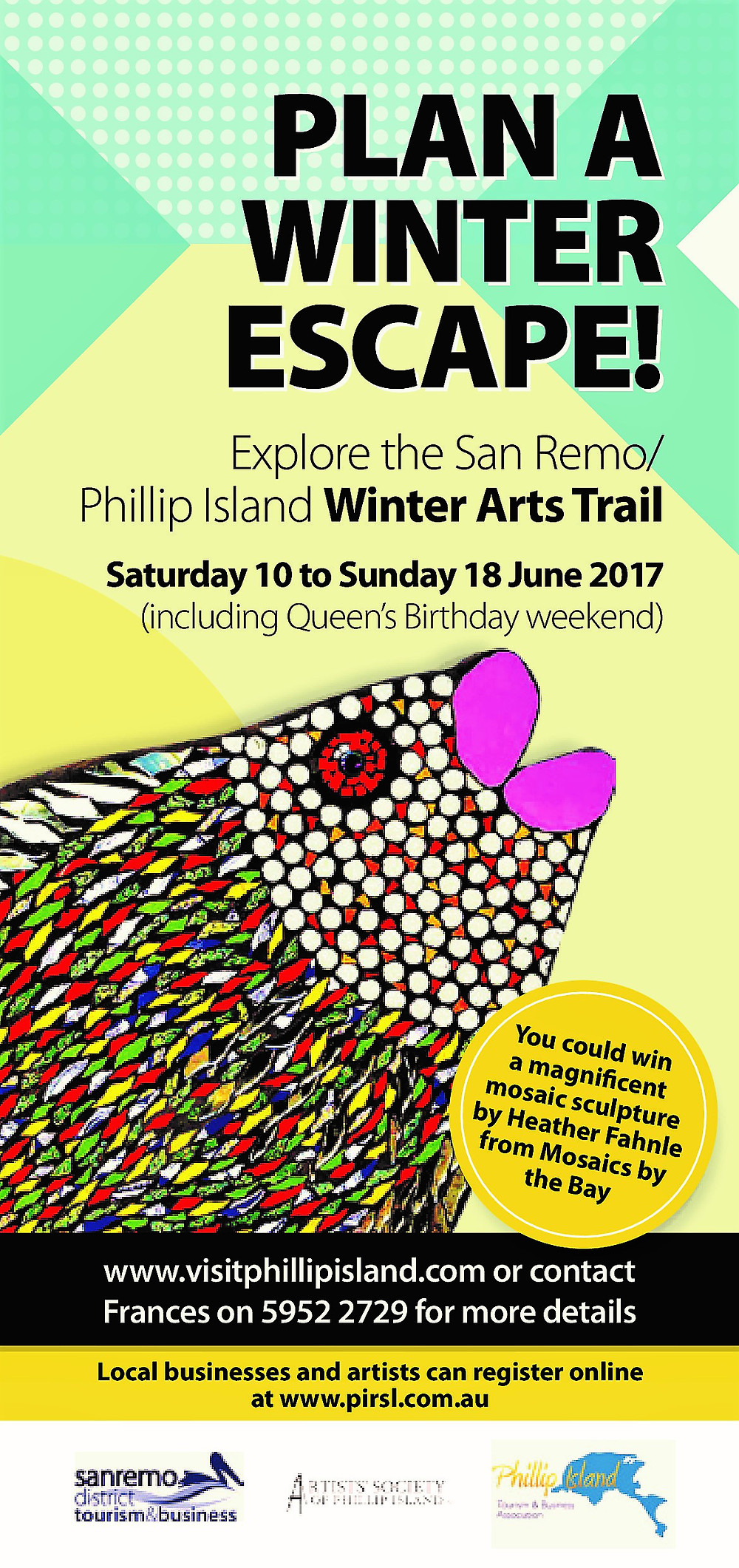 Winter Escape at Phillip Island