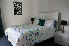 130 At The Waves - Main Bedroom with QS