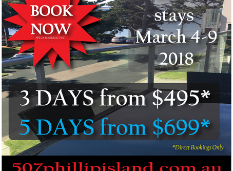 Last Minute Discounted Rates