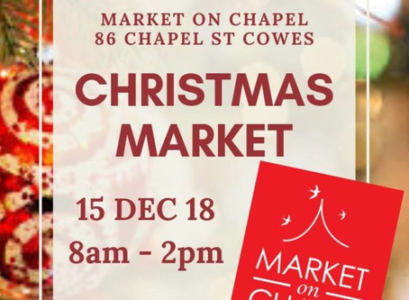 Market on Chapel – Christmas Market