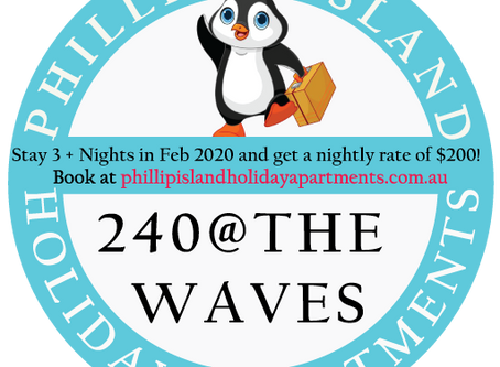 February Special at 240 At The Waves