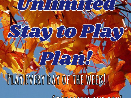 Stay to Play 'Unlimited'