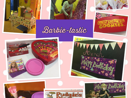 Barbie-tastic!