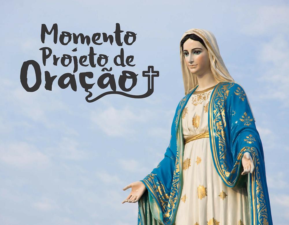 Momento Projeto de Oração