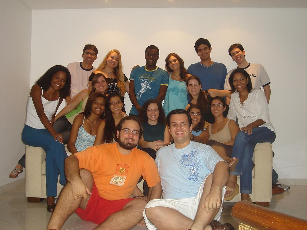 Grupo de Coordenação 2007