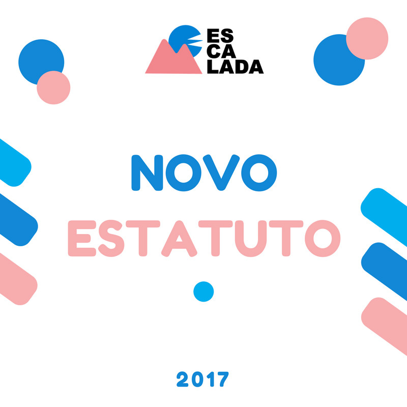 Novo Estatuto - Movimento Escalada