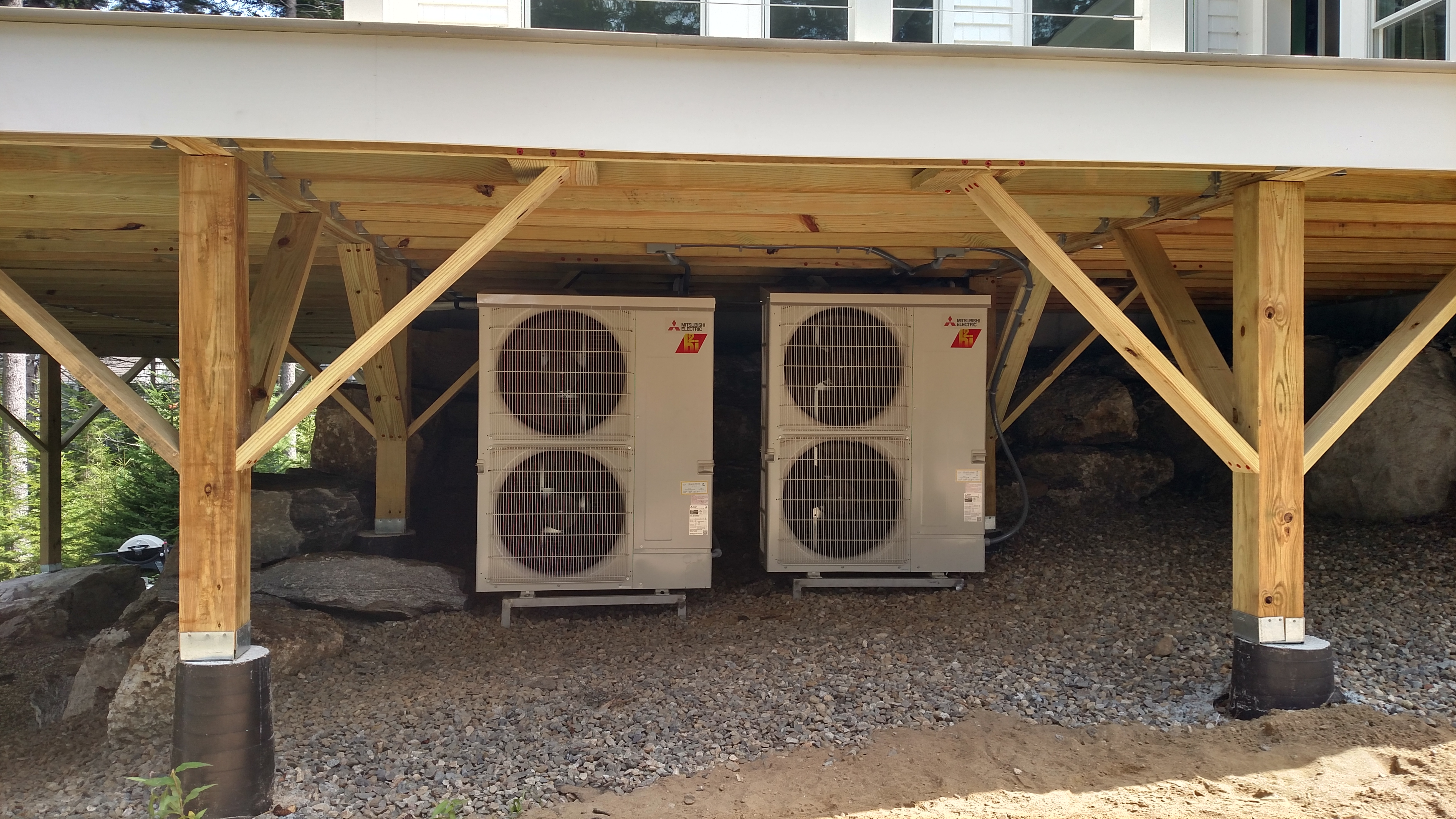 Boothbay Mitsubishi Heat Pumps