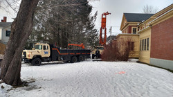 Dyer Library Geothermal Conversion