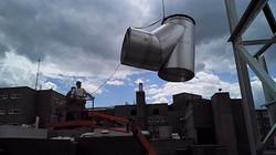 Maine sheet metal contractor