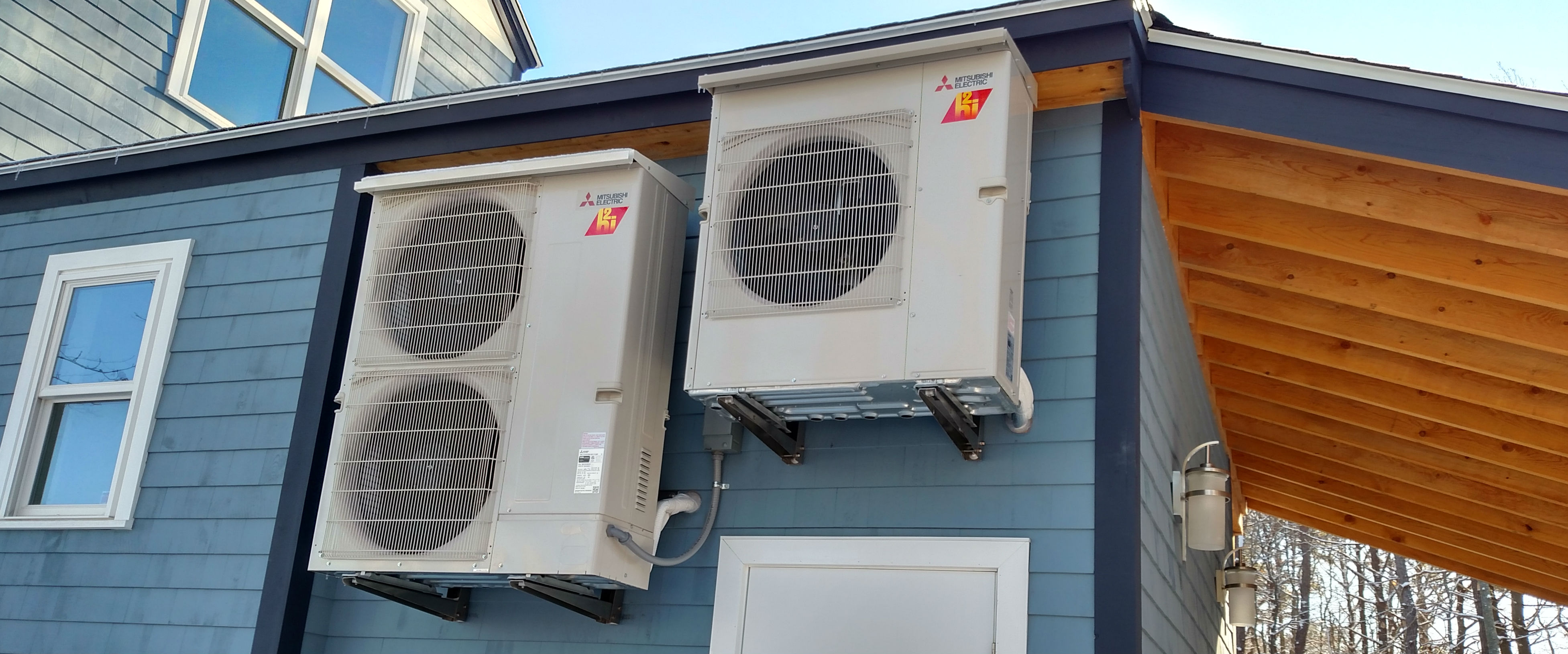 Maine ductless heat pumps