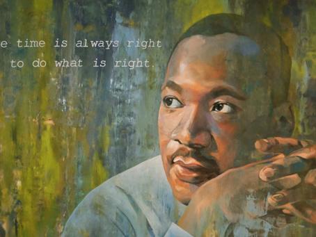 Honoring the Reverend Doctor Martin Luther King, Jr.