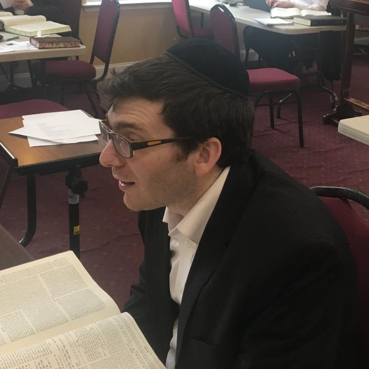 Rabbi Aaron Leeder