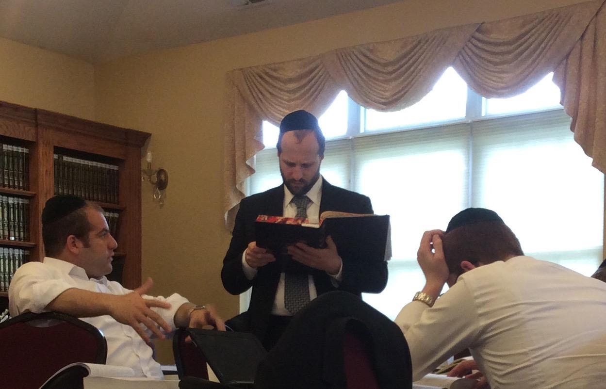 Rabbi Mordechai Eisenberg