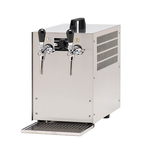 2 X Tap Beer Cooler - BERG TBK Instant Pour