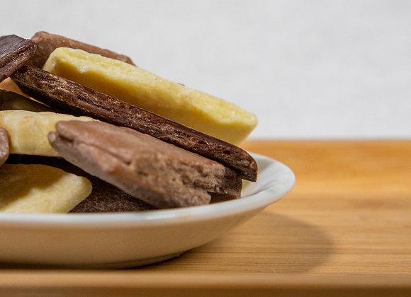 Chocolate CON LECHE para repostería
