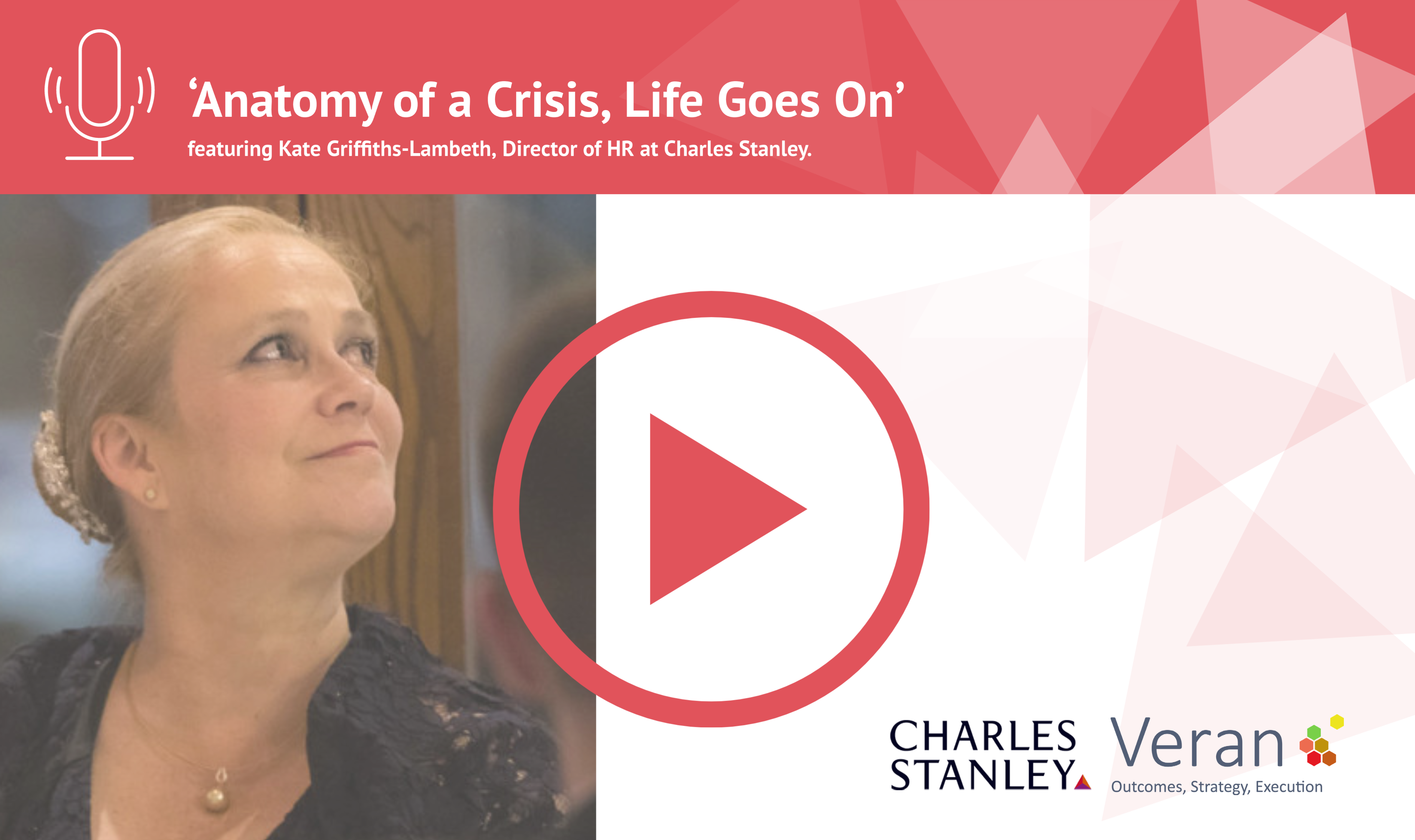 Anatomy of a Crisis, Life Goes On with Kate Griffiths-Lambeth