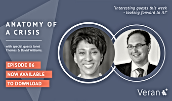 Anatomy of a Crisis webinar with Janet Thomas and David Williams