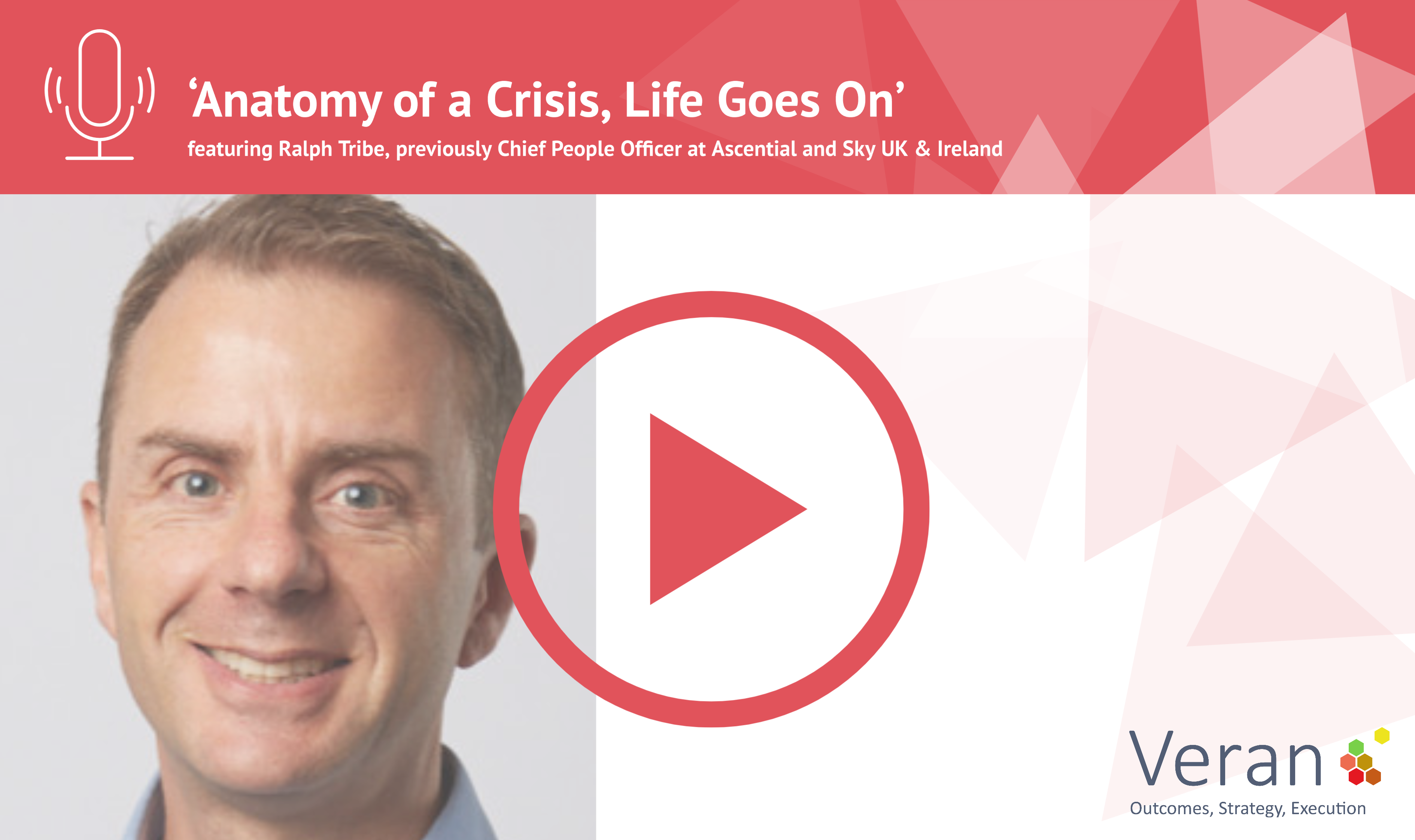 Anatomy of a Crisis, Life Goes On with Ralph Tribe