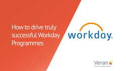 How to drive truly successful Workday Programmes