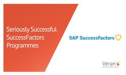 Part 3: Seriously Successful SuccessFactors Programmes