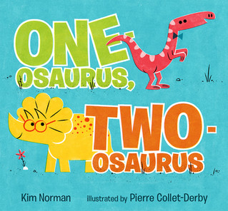 ONE-OSAURUS, TWO-OSAURUS (Cover)