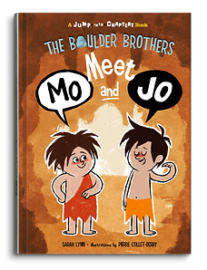 The Boulder Brothers: Meet Mo and Jo
