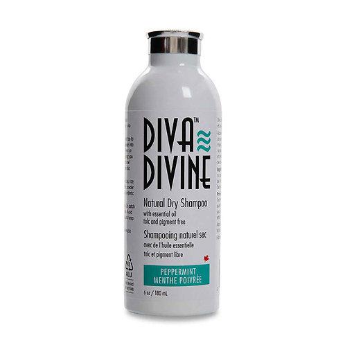 Diva Divine™ Dry Shampoo – Peppermint