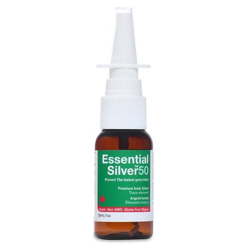 Essential Silver™ Ultra Strength 50 ppm Nasal Mist