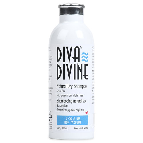Diva Divine™ Dry Shampoo - Unscented
