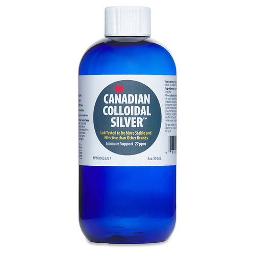 Canadian Colloidal Silver™ 22ppm Twist Cap