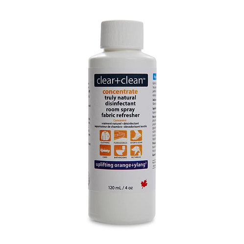 Clear+Clean™ Uplifting Orange+Ylang Ylang – Concentrate