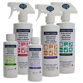 Natural Disinfectant and Air Freshener