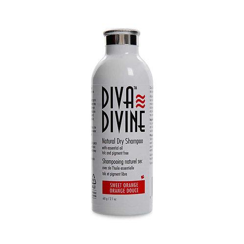 Diva Divine™ Dry Shampoo - Sweet Orange