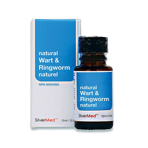 SilverMed™ - Natural Wart & Ringworm