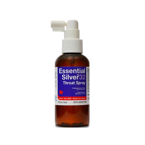 Essential Silver™ Super Strength 32 ppm Throat Spray