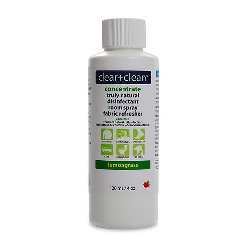 Clear+Clean™ Lemongrass – Concentrate