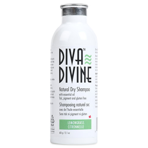 Diva Divine™ Dry Shampoo - Lemongrass