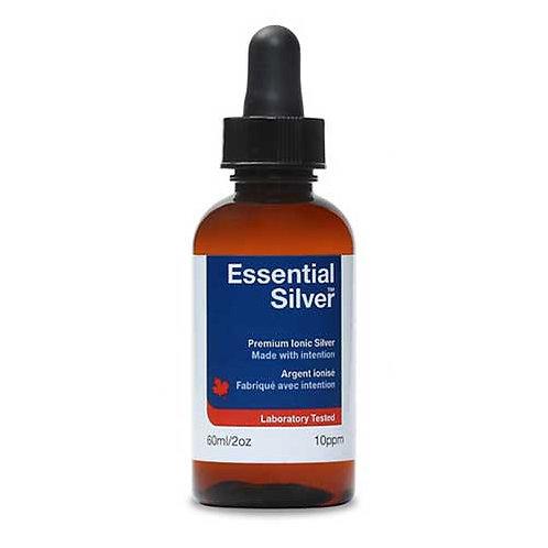 Essential Silver™ Regular Strength 10 ppm Dropper