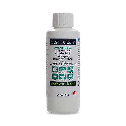 Clear+Clean™ Eucalyptus + Lemon – Concentrate