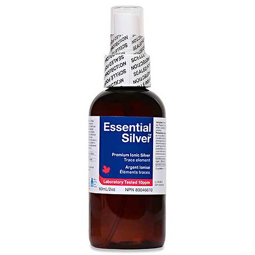 Essential Silver™ Regular Strength 10 ppm Spray