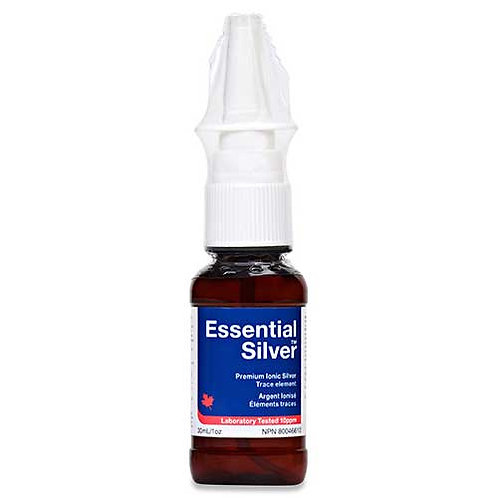Essential Silver™ Reg. Strength 10 ppm Nasal Mist