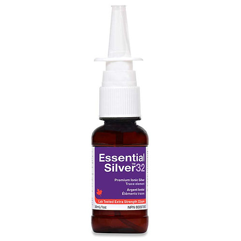 Essential Silver™ Super Strength 32 ppm Nasal Mist