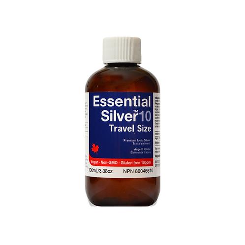 Essential Silver™ Regular Strength 10 ppm Travel Size