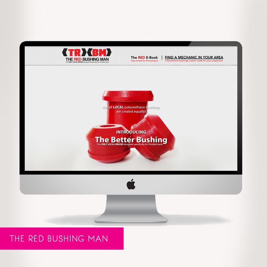 Red Bushing Man