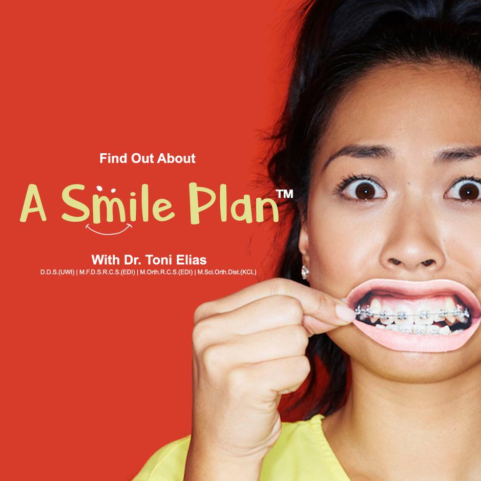 Dr Toni Elias smile plan